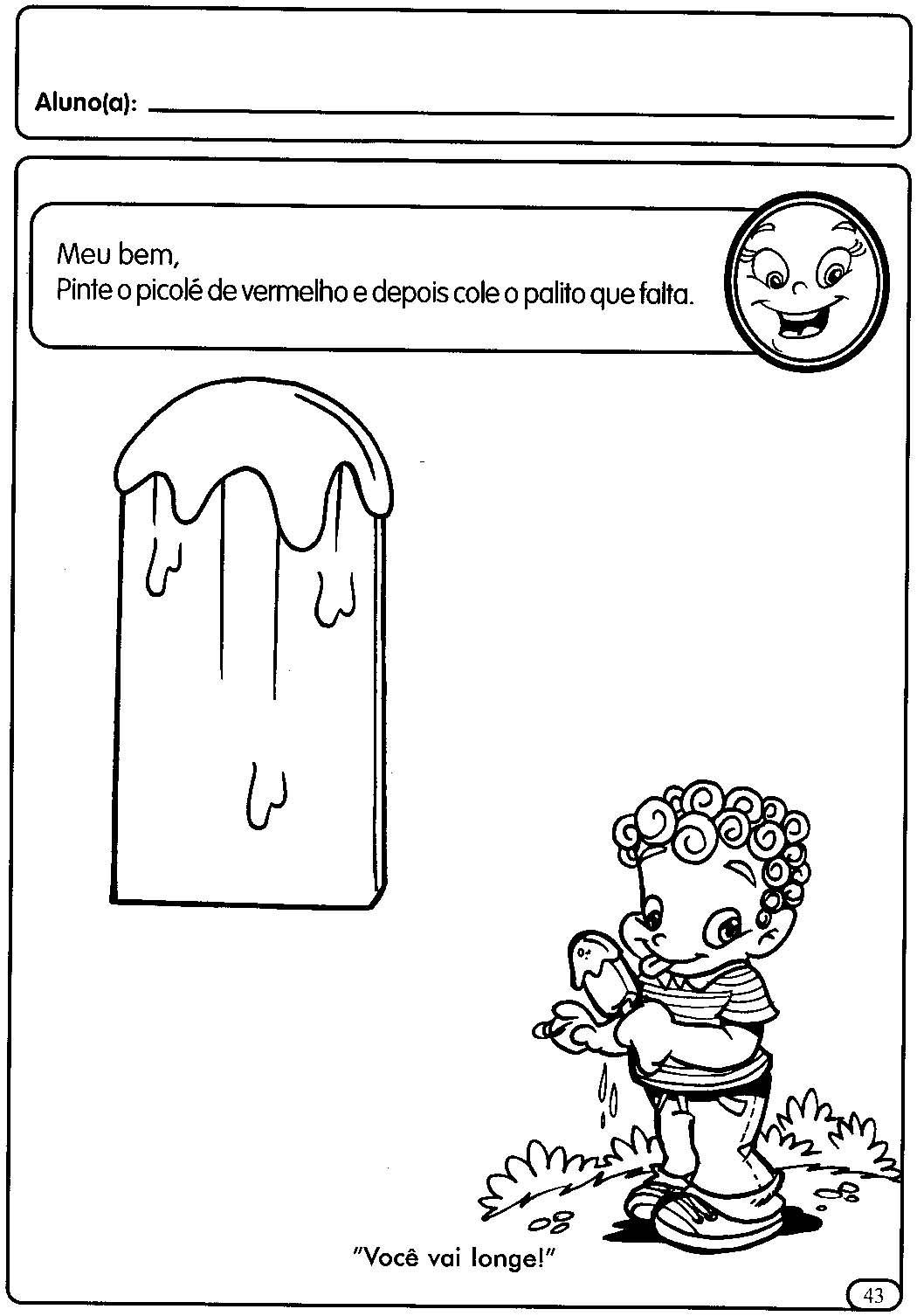 Conhecido ATIVIDADES COM TRACEJADO PARA MATERNAL   Cantinho do Educador Infantil BM17