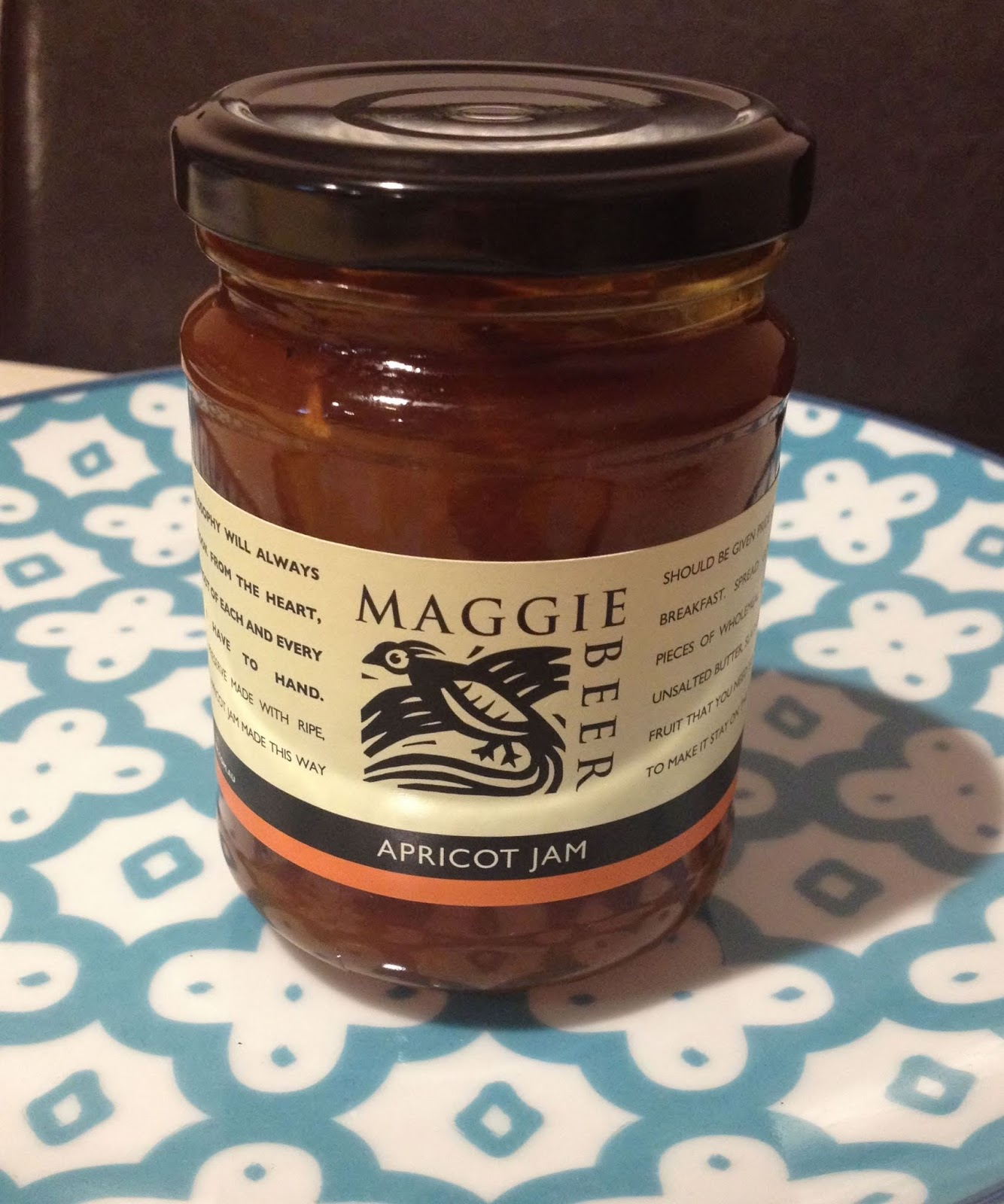 Max The Unicorn: Review: Maggie Beer Apricot Jam!*