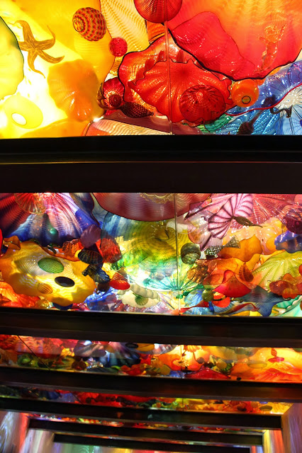 Seattle Chihuly Glass Garden