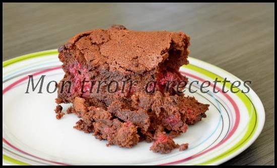 gâteau prince noir