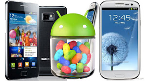 android samsung jelly eban update, daftar hp samsung jelly bean