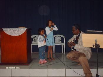 TALENTO,DA FAMILIA ALMEIDA
