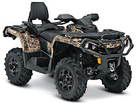 2013 Can-Am Outlander MAX XT 1000 ATV picture 2