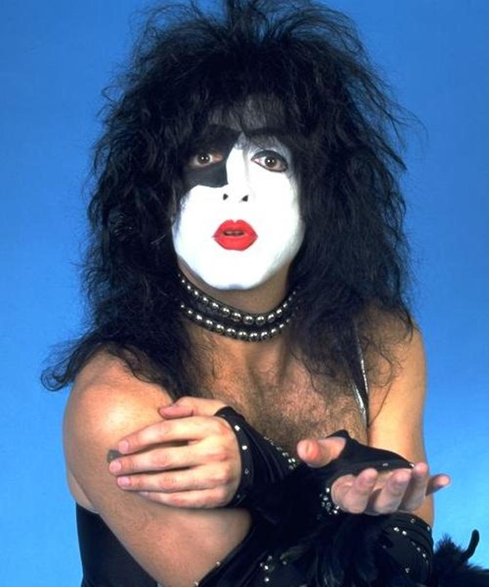 from Parker paul stanley is gay