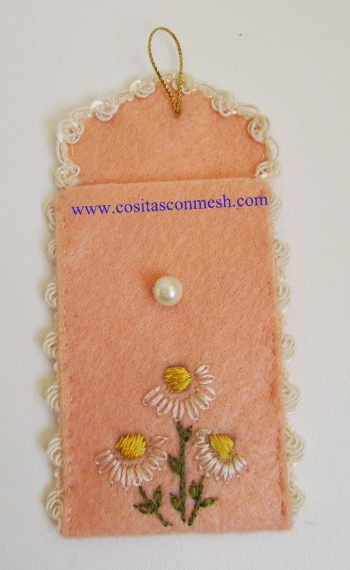 Bolsitas de regalo para el d a de la madre cositasconmesh - Regalos de navidad para mama ...