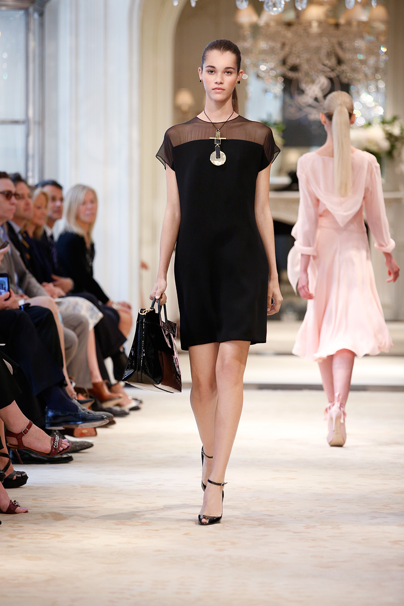 andrea janke finest accessories  beautiful ballet inspirations by ralph lauren resort 2014