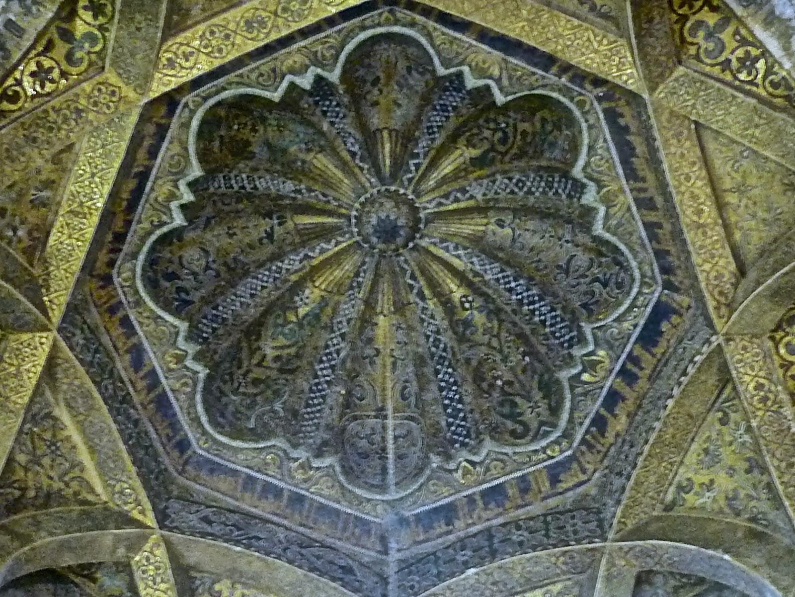 Firmamento (Cúpula de la Mézquita de Córdoba) Beatriz, 2009