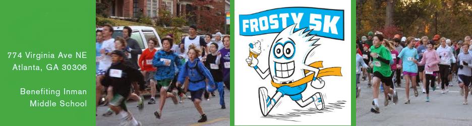 Inman Frosty 5k