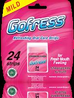 Menghilangkan Bau Mulut, GoFress Donk !!