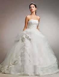 Bí quyết chon váy cưới dành cho những cô dâu người dây  3