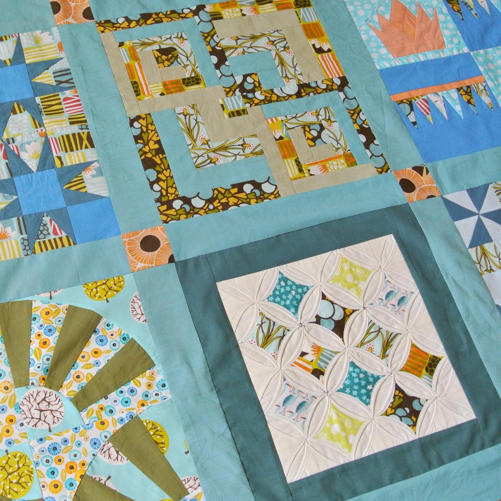 Sew natural blog oefenen met quilten bonusles for Quilt maken met naaimachine