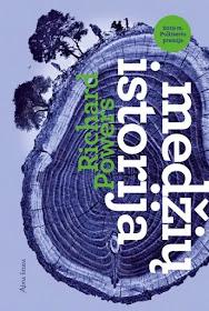 """Šiuo metu skaitau: Richard Powers """"Medžių istorija"""""""