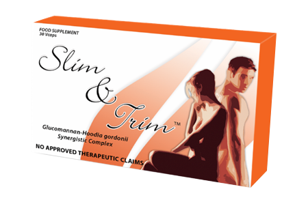 Slim & Trim Slimming Capsules - AIM Global