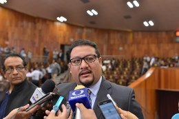 Confirma FGE investigación ministerial contra el diputado del PRD