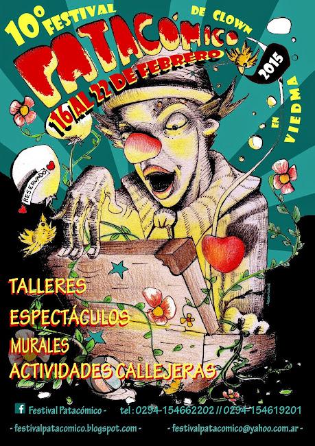 Festival Patacómico de Clown