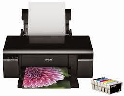 Resetter Epson T60 free Download