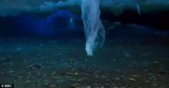 南極海底「死亡冰柱」所到之處急凍任何生命!【圖+影】