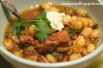 Mexican Soup
