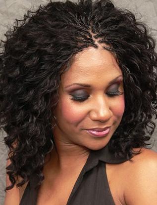 African American: African American hair