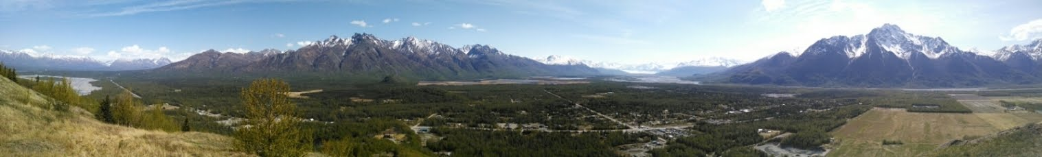 Alaska my home