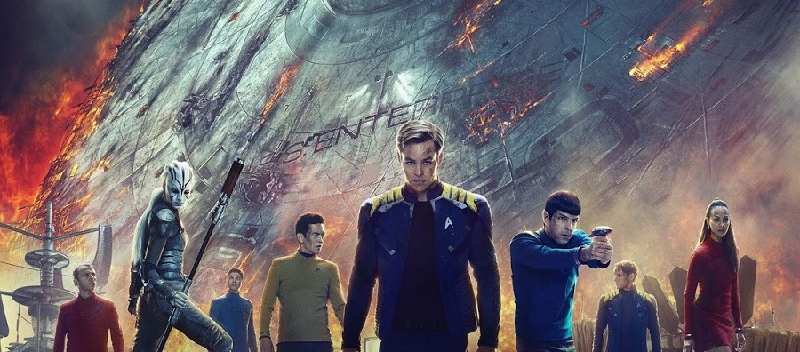Star Trek - Sem Fronteiras 4K Torrent 2016 Bluray BRRip