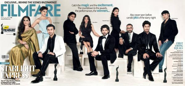 Filmfare 1 - The Annual Filmfare Awards Issue cover