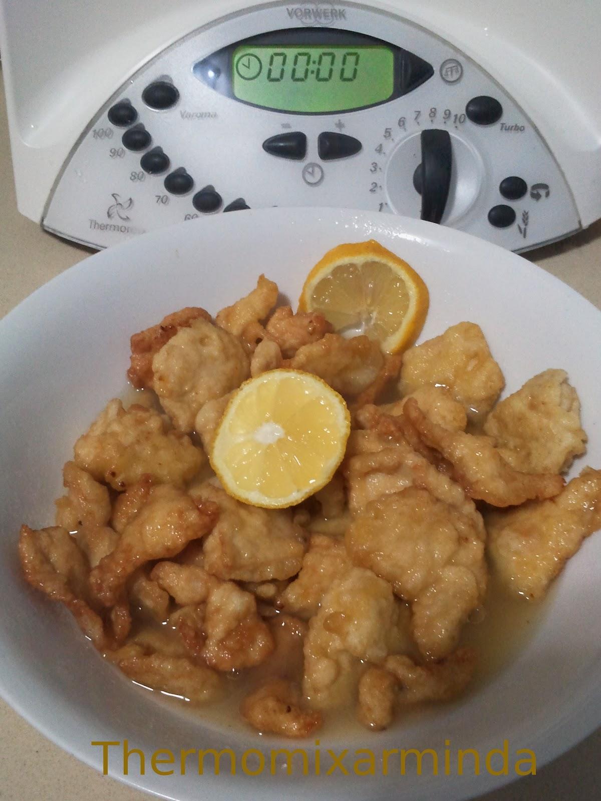 Pollo al lim n al estilo chino thermomix utilizando thermomix cocina f cil y barata - Cocina facil y saludable thermomix ...