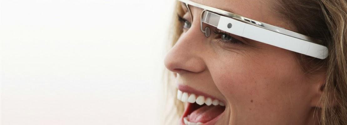 Εξελιγμένα Google Glass σε πολλά χρώματα !