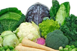 فوائد الخضروات الصليبية مثل القنبيط والبروكلي