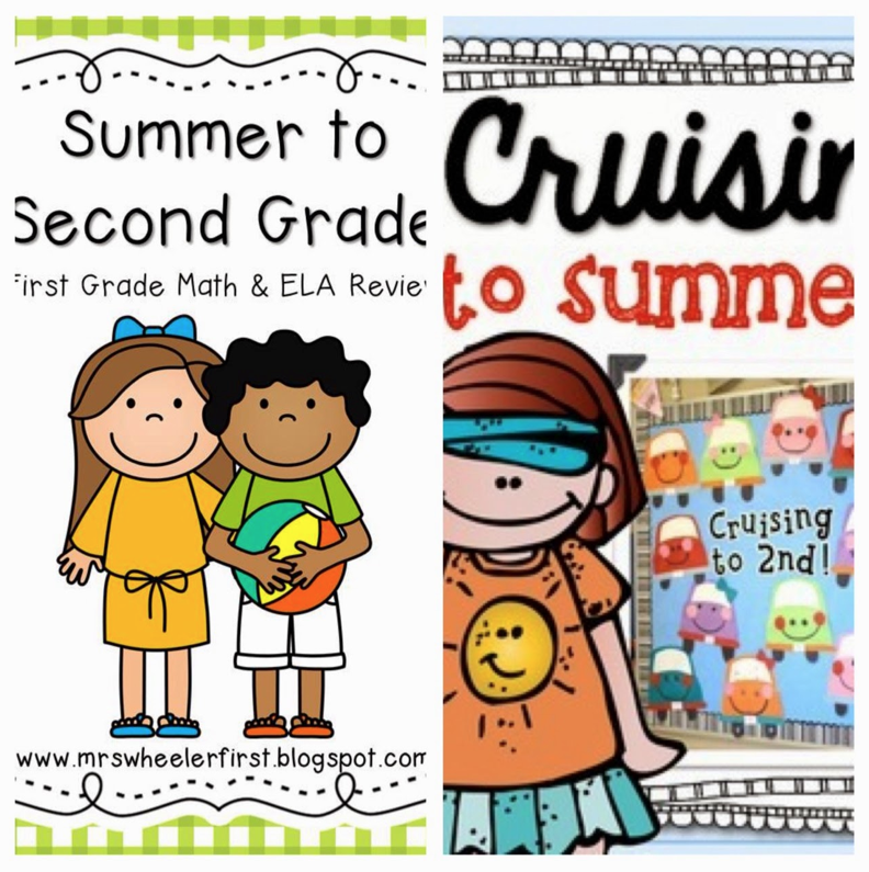 First Grade Blue Skies: End of the Year Giveaway!