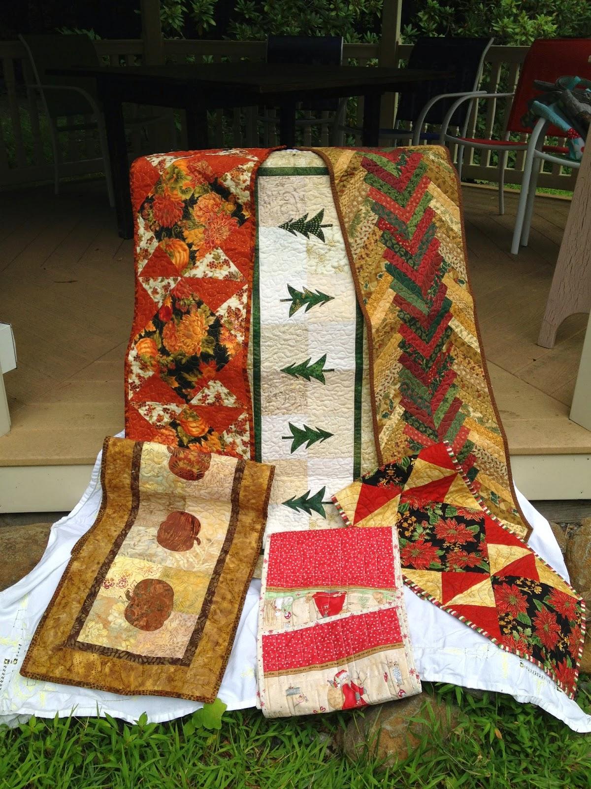linda mendenhall - quilts / fiber