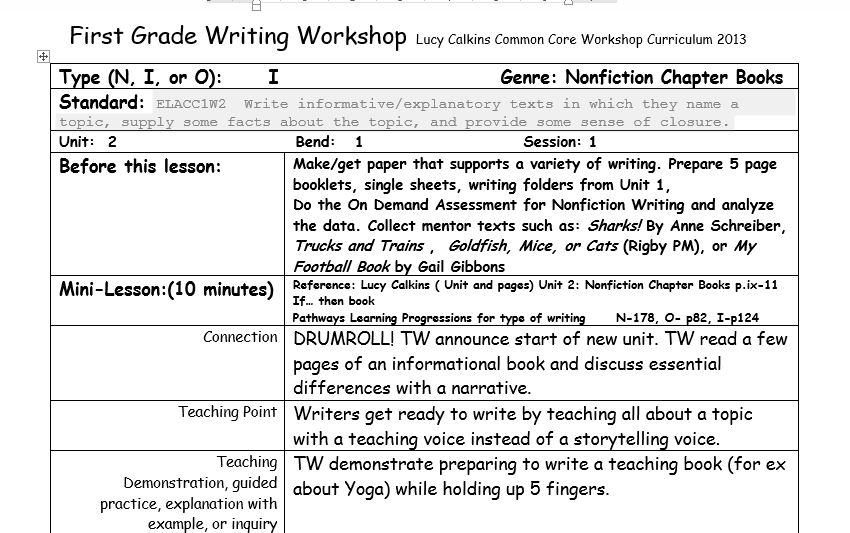 How to write an essay for 4th graders