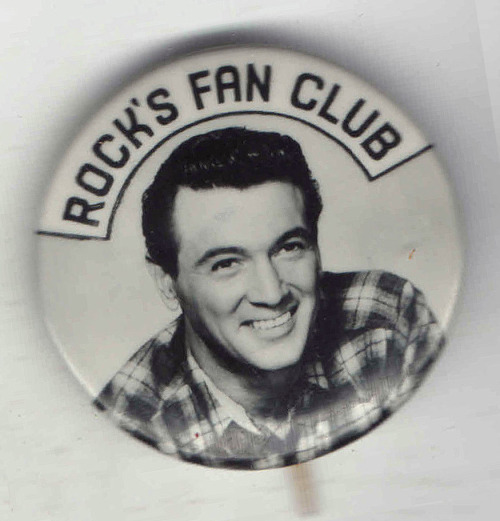 "Our new page on Facebook: ""Rock Hudson: The Appreciation Page"" (click on the image)"
