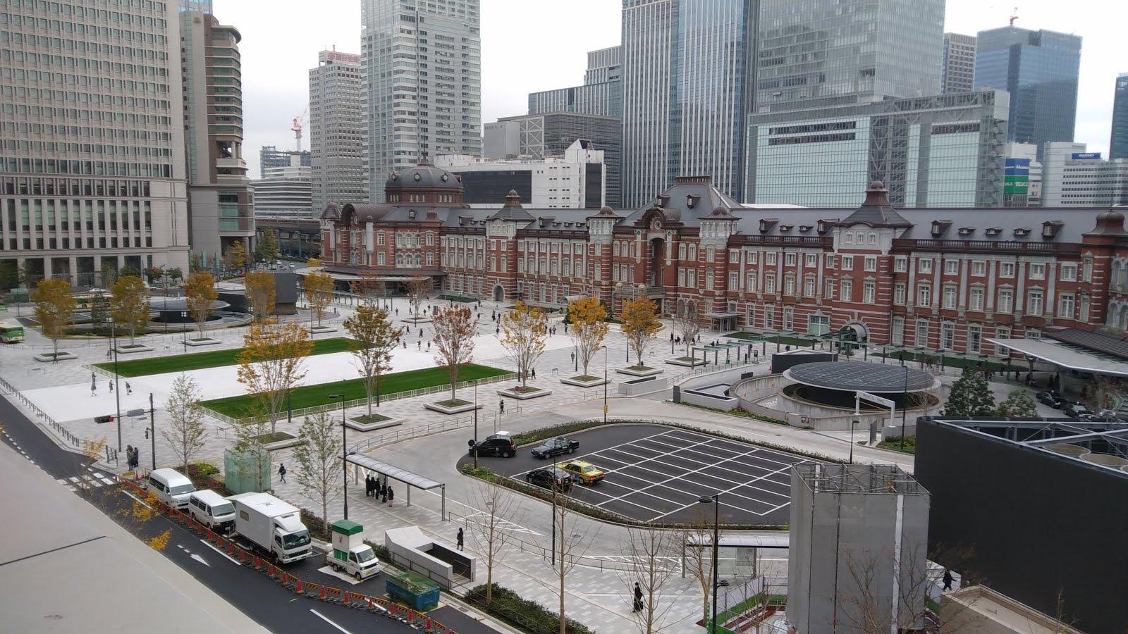 「東京駅丸の内口」の画像検索結果