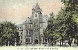 CINCINNATI POSTCARDS: Lane Seminary