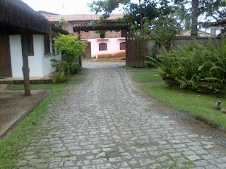 entrada local obra