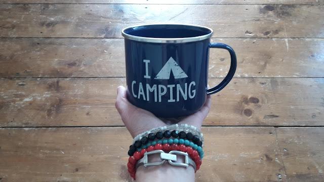 Project 365 2015 day 180 - I love camping mug // 76sunflowers