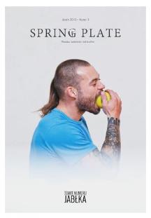 Spring Plate no. 3