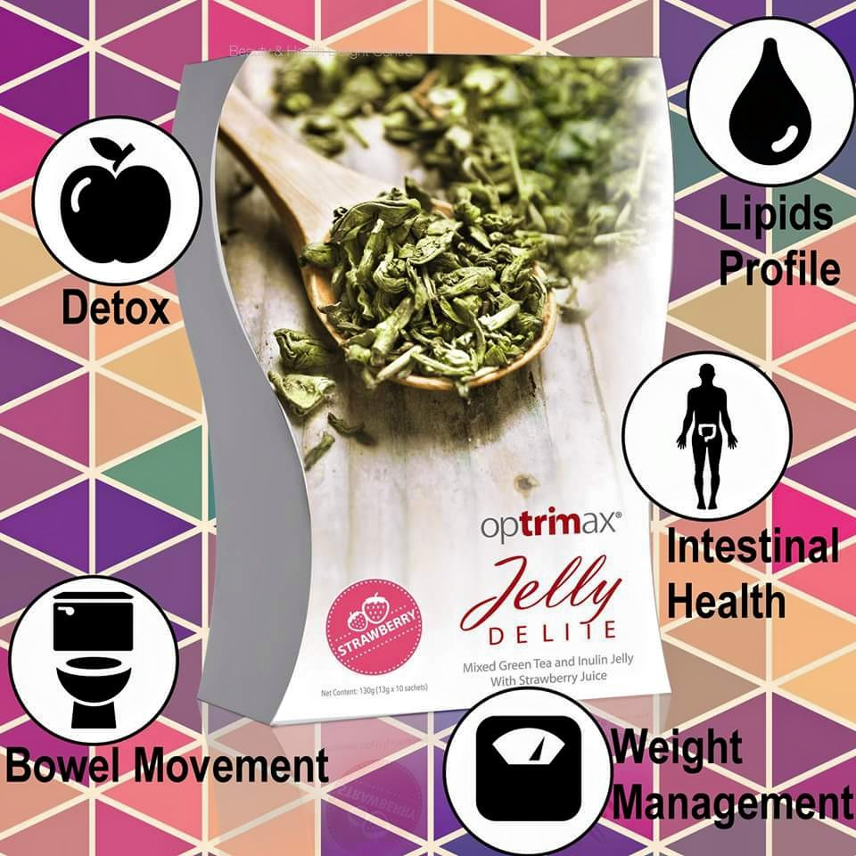 Findwocom Shopping Made Easy Optrimax Jelly Delite Weight Plum 10 Sachet