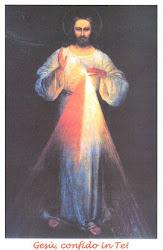 Gesù, infinita Misericordia