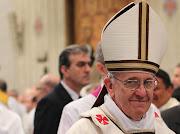 En varios medios ultracatolicos se empiezan a quejar del papa Francisco, . chrism zps cfe