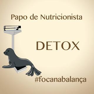 Papo de Nutricionista - DETOX