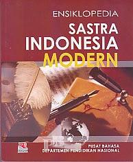 toko buku rahma: buku ENSIKLOPEDIA SASTRA INDONESIA MODERN, pengarang departemen pendidikan nasional, penerbit rosda