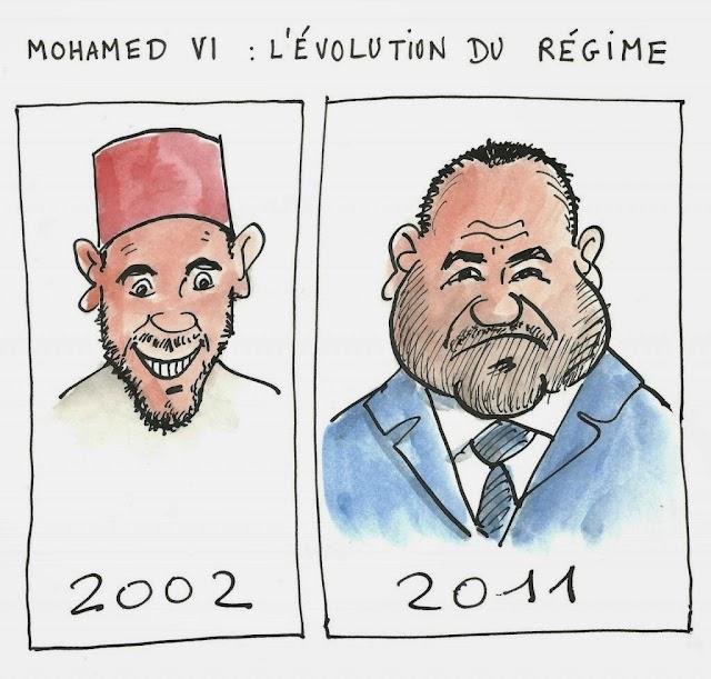 Gira africana de Mohammed VI eclipsada por la amarga realidad