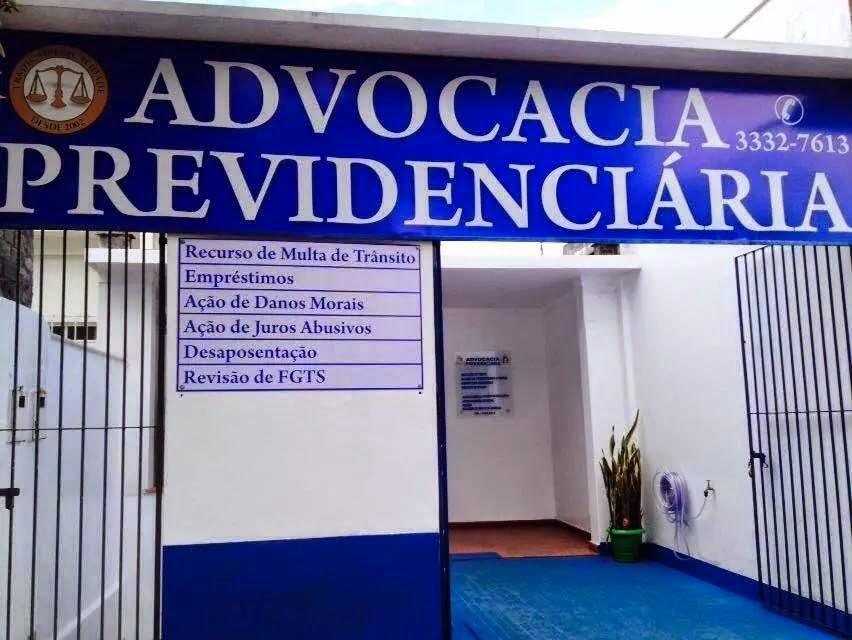 Escritório previdenciário