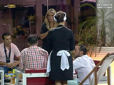 Cinha Jardim faz declarações polémicas aos concorrentes (video)