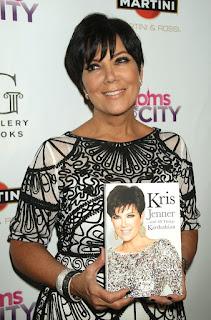 Kris Jenner Kardashian book