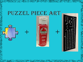 Puzzle Piece tutorial.