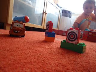 Agent Mater Lego Duplo Set