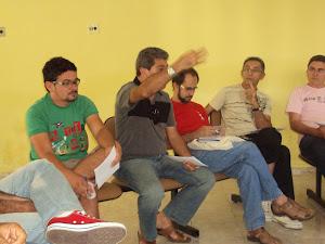 Reunião do Polo em Rafael Fernandes